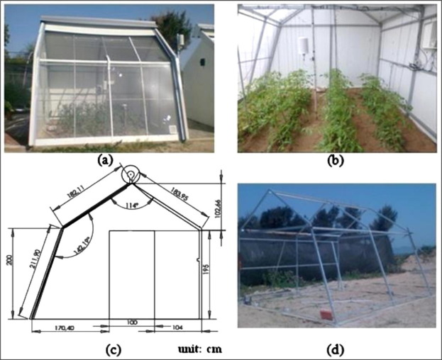 Solar thermal simulation and applications in greenhouse - ScienceDirect