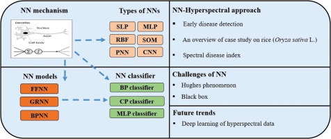 A review of neural networks in plant disease detection using