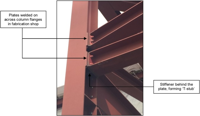 Current UK trends in the use of simple and/or semi-rigid steel