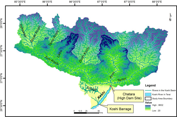 Map 31 Texas River Basins.Impacts Of Climate Change On Hydrological Regime And Water Resources