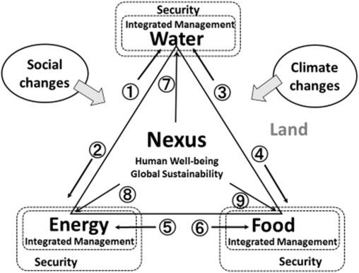 Water-Energy-Food Nexus in the Asia-Pacific Region