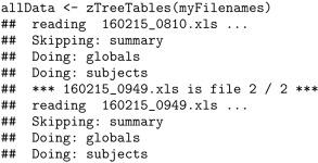 Importing z-Tree data into R - ScienceDirect