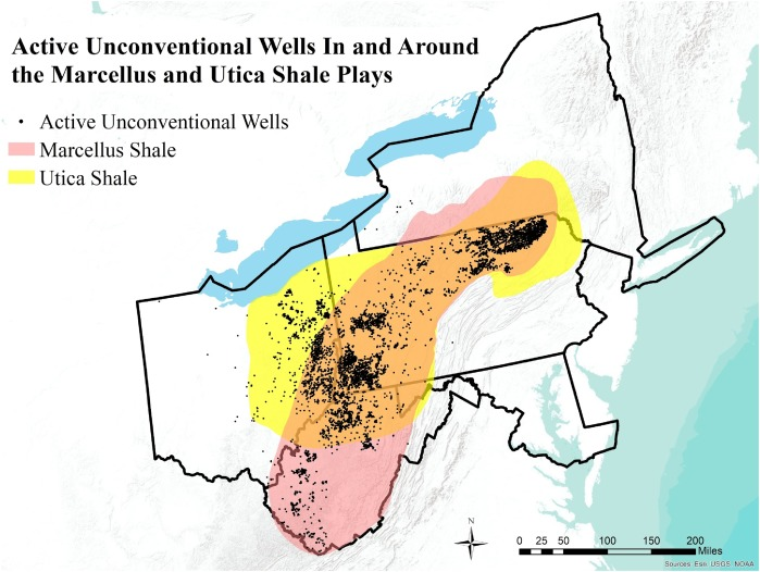 A decade of Marcellus Shale: Impacts to people, policy, and culture
