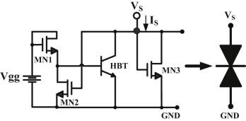 Multiple-valued logic design based on the multiple-peak