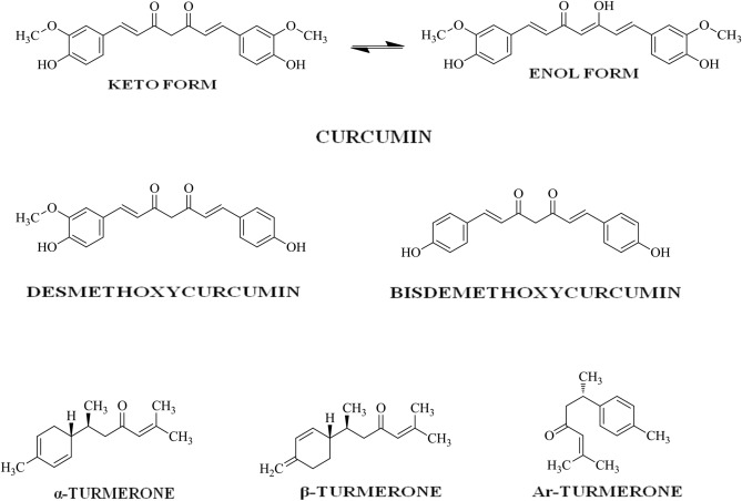 Biological activities of curcuminoids, other biomolecules from