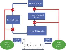 Phenolic constituents and modulatory effects of Raffia palm