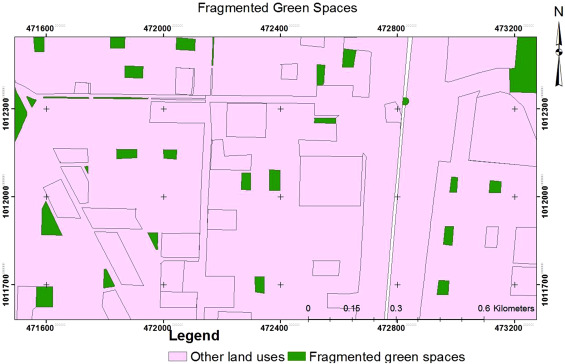 Urban green infrastructure planning in Ethiopia: The case of