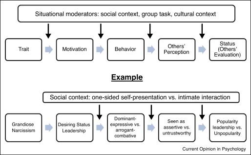 Personality predictors of social status attainment