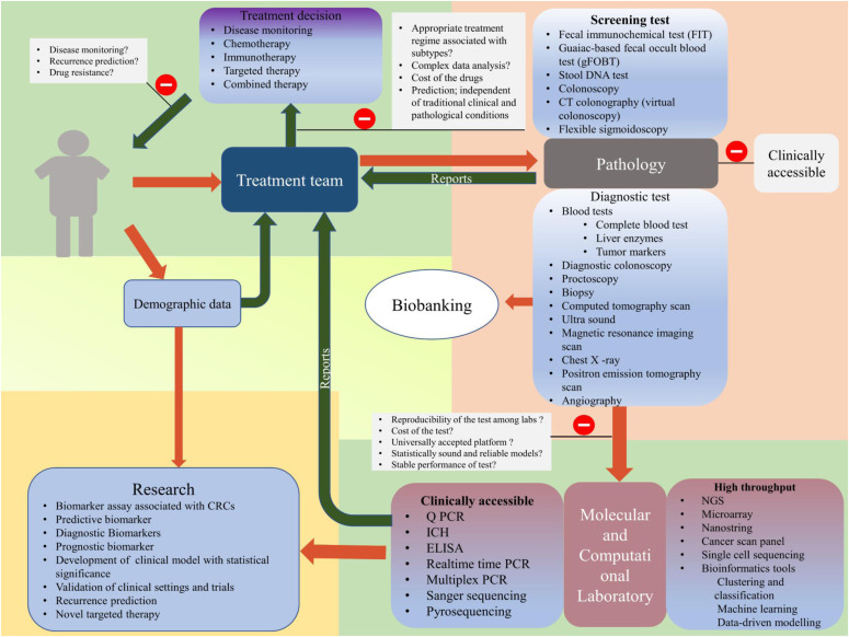 Molecular Subtypes Of Colorectal Cancer An Emerging Therapeutic Opportunity For Personalized Medicine Sciencedirect
