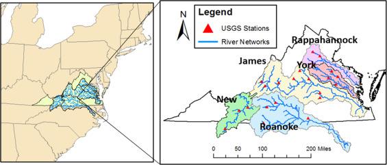 6743b8c00188 Description of future drought indices in Virginia - ScienceDirect
