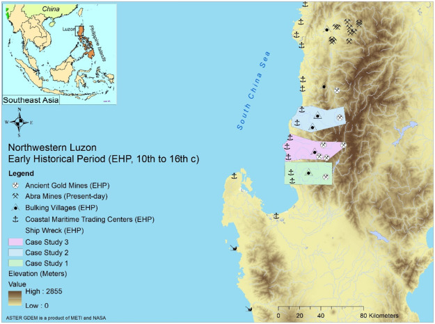 Early Historical gold trade networks in Northwestern Luzon