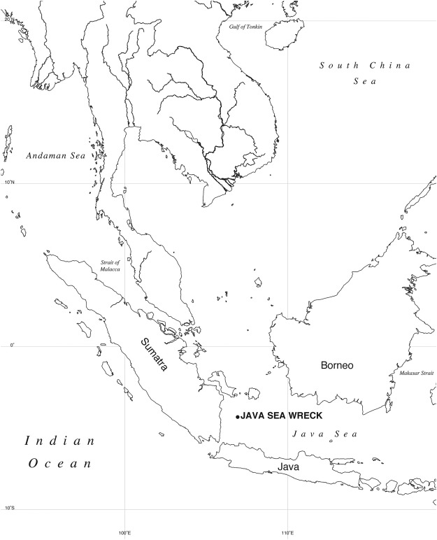 Revisiting The Date Of The Java Sea Shipwreck From Indonesia