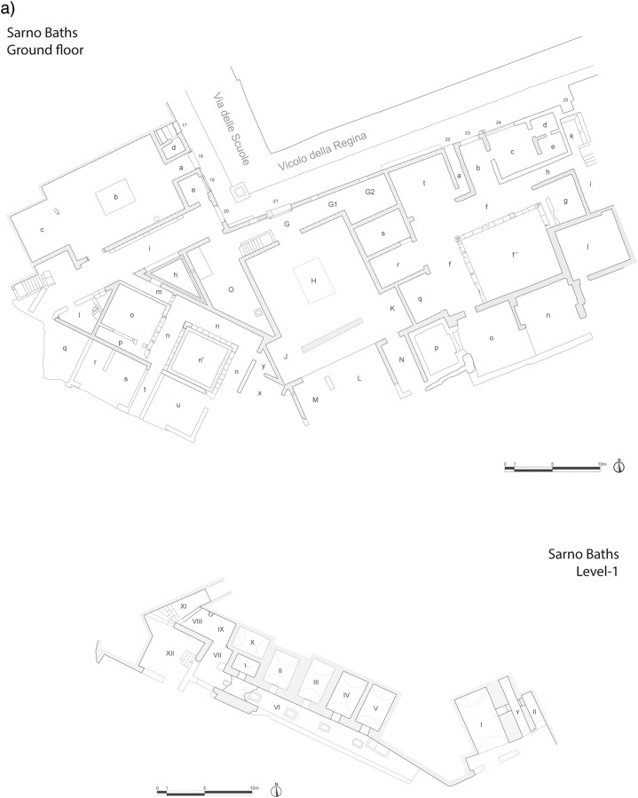 Investigating Pompeii Application Of 3d Geomatic Techniques For The