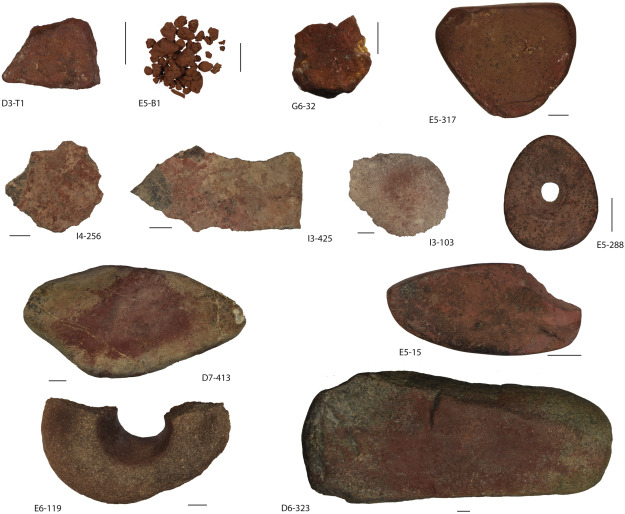 842d4c451759 Characterization of painting pigments and ochres associated with the ...