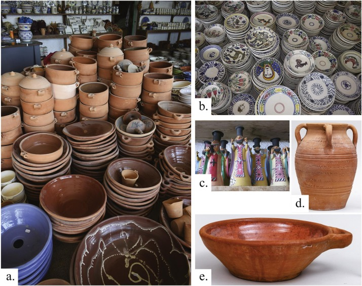 Contemporary Pottery Making In Rhodes Approaching Ancient Through Modern Craft Traditions Sciencedirect