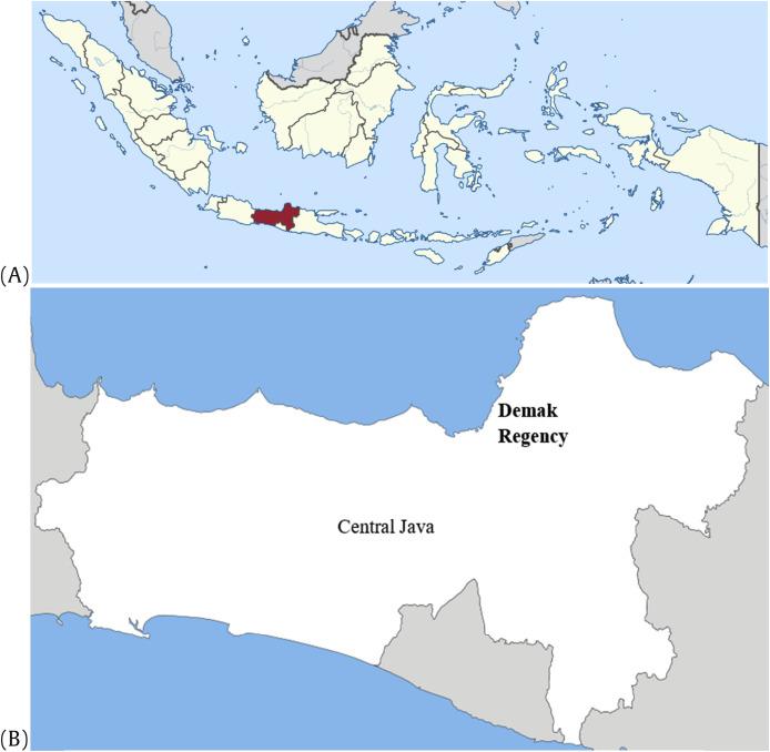 Ketupat as traditional food of Indonesian culture