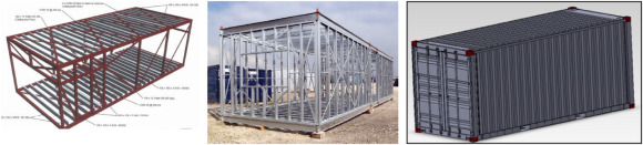 Structural Response Of Modular Buildings An Overview Sciencedirect