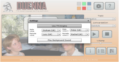 Duenna—An experimental language teaching application - ScienceDirect