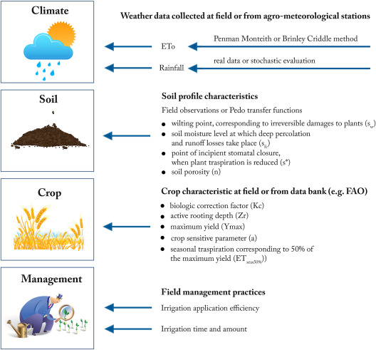 MY SIRR: Minimalist agro-hYdrological model for Sustainable