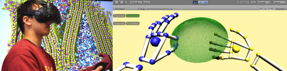 Game Engine Assisted Research Platform For Scientific Computing Gears In Virtual Reality Sciencedirect