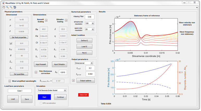 WaveMaker: The three-dimensional wave simulation tool for