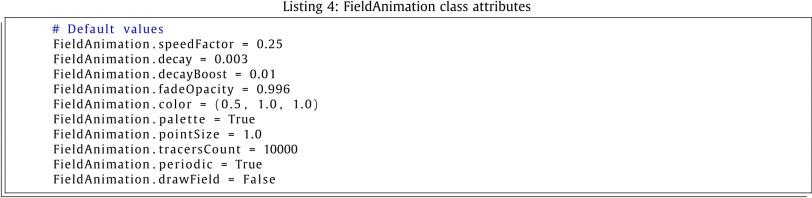 Field Animation - ScienceDirect