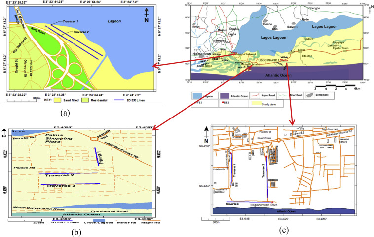 Risks of groundwater pollution in the coastal areas of Lagos ... on