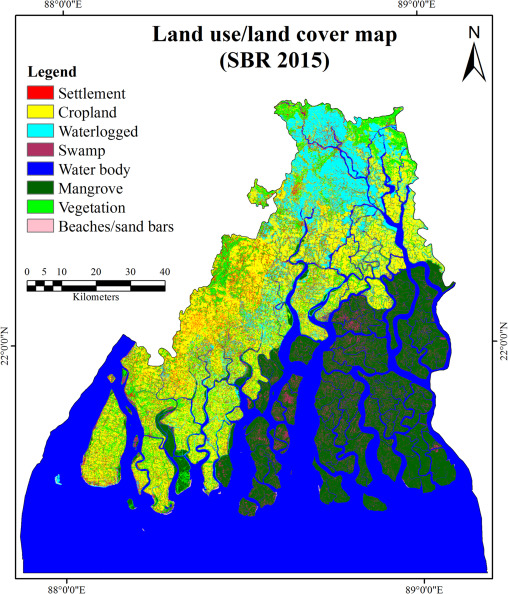 Vulnerability to storm surge flood using remote sensing and GIS