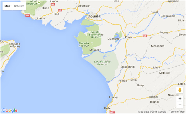 Wind energy potential assessment of Cameroons coastal regions for