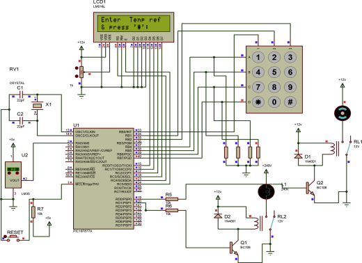 Design And Simulation Of An Automatic Room Heater Control System Sciencedirect