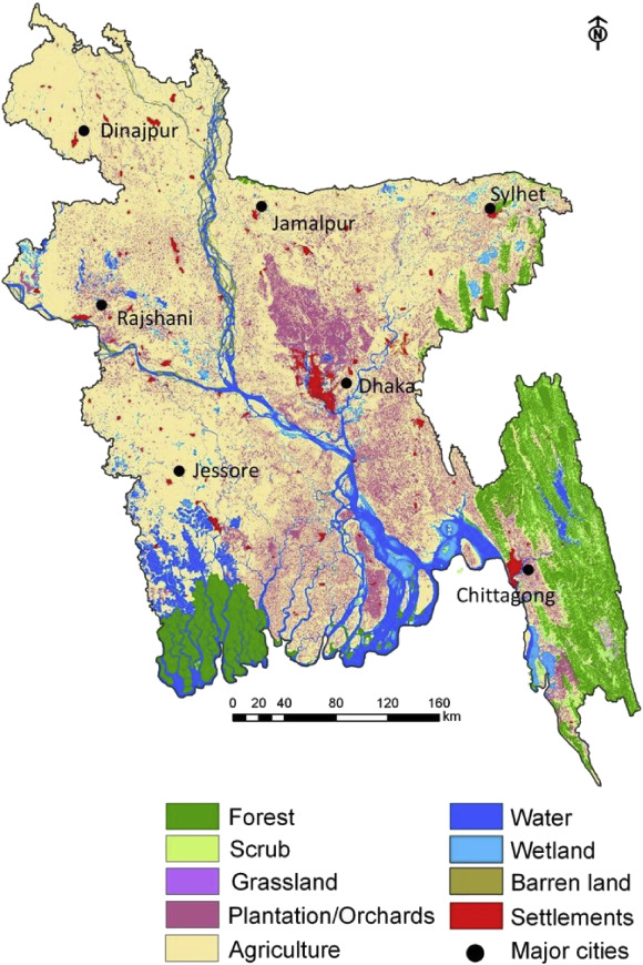 Water pollution in Bangladesh and its impact on public