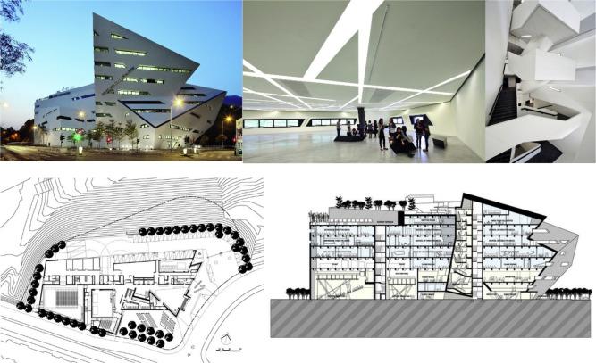 deconstructive architecture. Contemporary Deconstructive Fig In Deconstructive Architecture