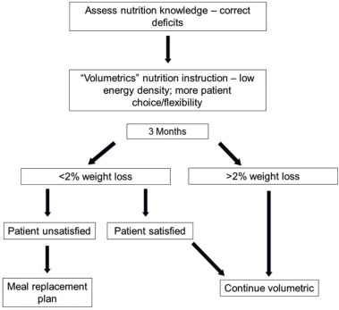 Methodology of a multispecialty outpatient Obesity Treatment