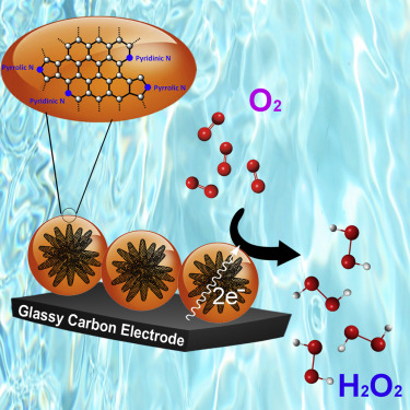 N-Doped Graphitized Carbon Nanohorns as a Forefront Electrocatalyst