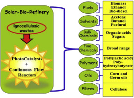 Selective redox photocatalysis: Is there any chance for solar bio