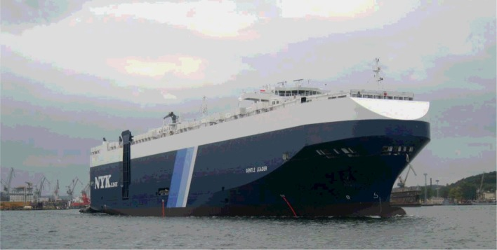 On the estimation of ship's fuel consumption and speed curve
