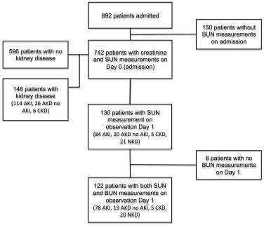 Diagnostic Performance Of A Saliva Urea Nitrogen Dipstick To Detect Kidney Disease In Malawi Sciencedirect