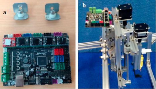 Osmar, the open-source microsyringe autosampler - ScienceDirect