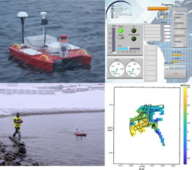 An affordable and portable autonomous surface vehicle with