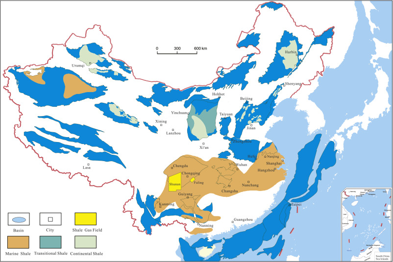 Geological characteristics, main challenges and future prospect of