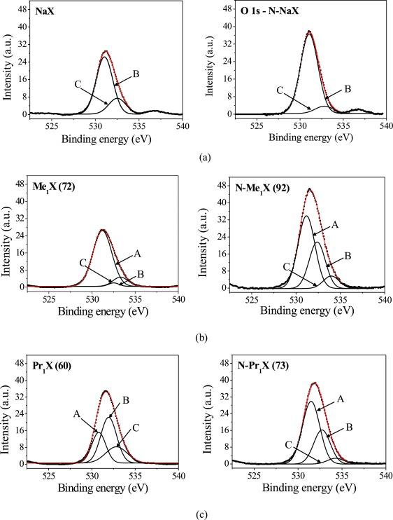 Properties and catalytic evaluation of nanometric X zeolites