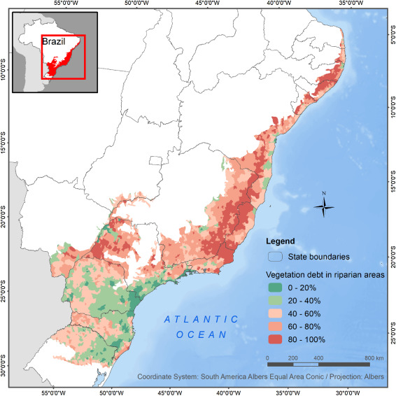 From hotspot to hopespot: An opportunity for the Brazilian