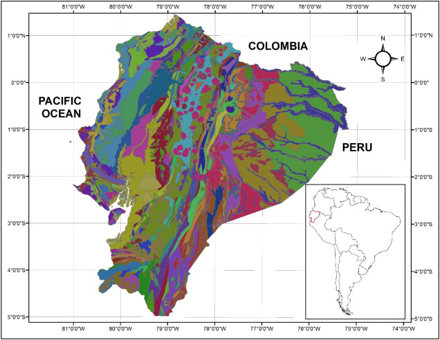 Conservation Of Geoheritage In Ecuador Situation And