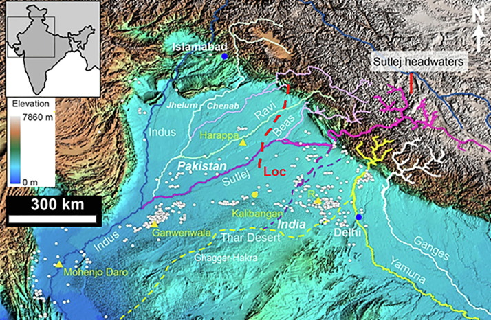 Water, energy and food nexus of Indus Water Treaty: Water