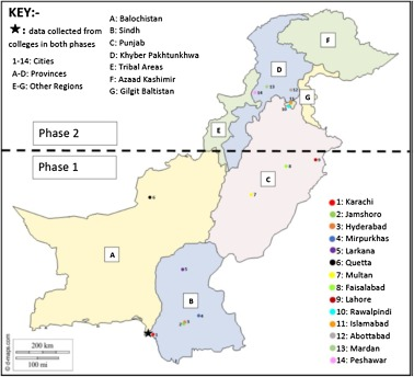 Awareness And Importance Of Forensic Odontology Amongst Faculty Members And Students Of Dental Institutes In Pakistan Sciencedirect