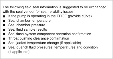 Seal Vendor - an overview | ScienceDirect Topics