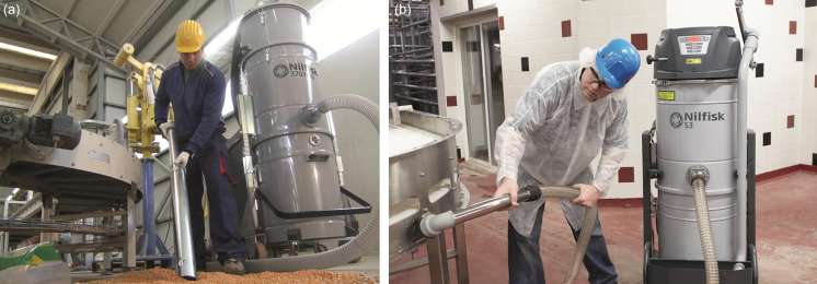 Cleaning and Disinfection in Dry Food Processing Facilities