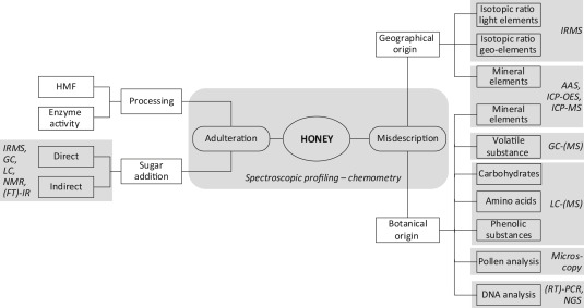 Advances in Testing for Adulteration in Honey - ScienceDirect