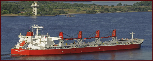 Bulk Carrier - an overview | ScienceDirect Topics