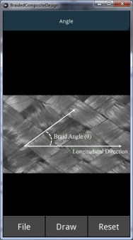 Working with the braided composite app - ScienceDirect